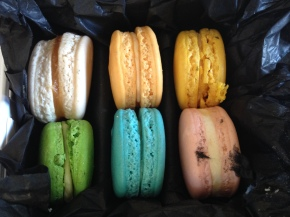 Miss Macaroons: gluten free, delicious treats with aheart