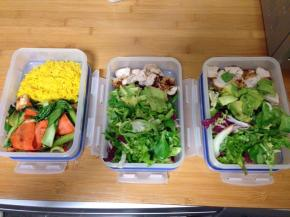 Getting lean gluten free style: A day in thelife…