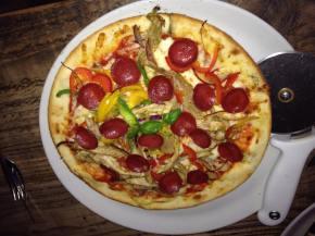 New gluten free menu at The Blue & Green, WestwardHo!