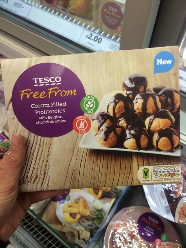 tesco free from gluten free christmas (2)