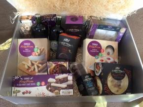 Tesco's gluten free Christmas: a look at their range and their #GlutenFreeHelps event