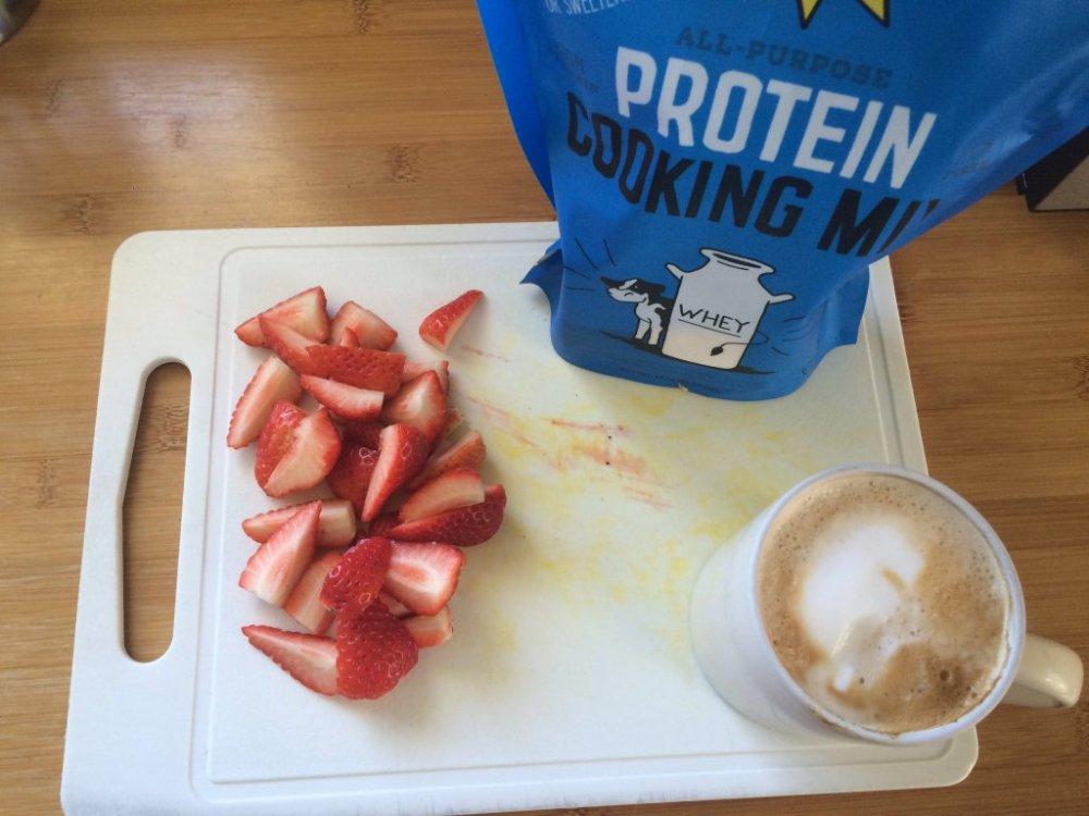protein pow mix gluten free