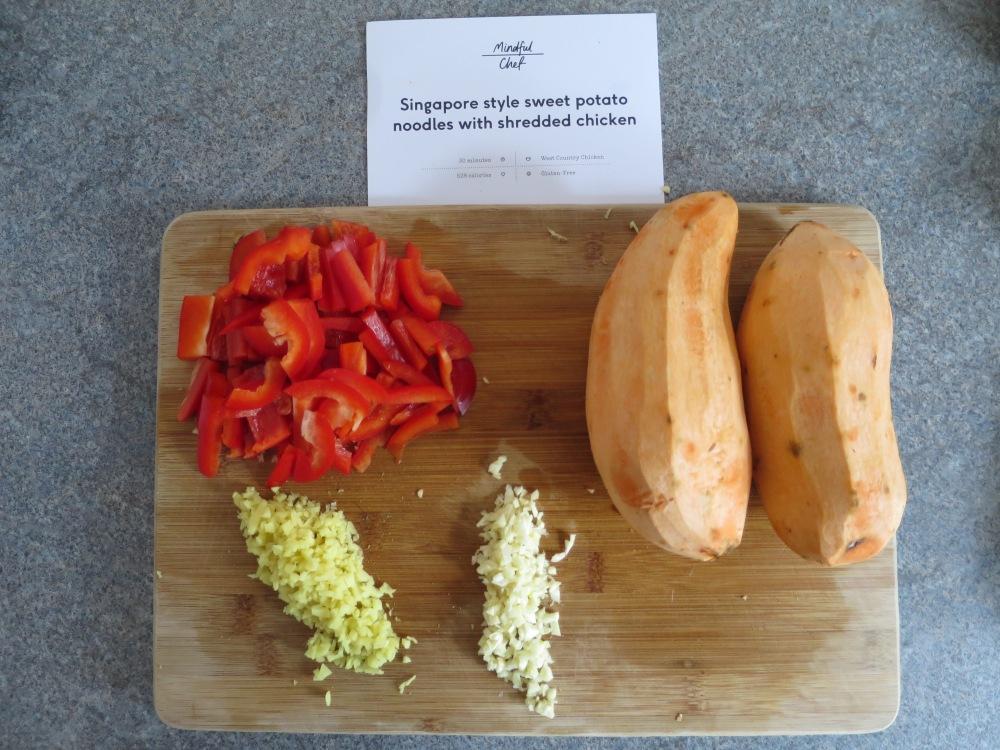 gluten free mindful chef