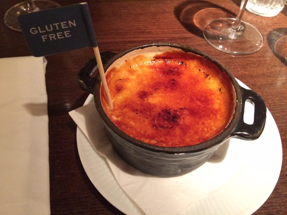 gluten free cote brasserie norwich