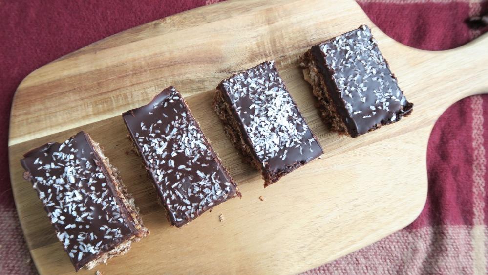 ... chocolate and coconut 'Bounty' flapjacks – Gluten Free Blogger